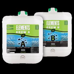 Elements Grow A & B
